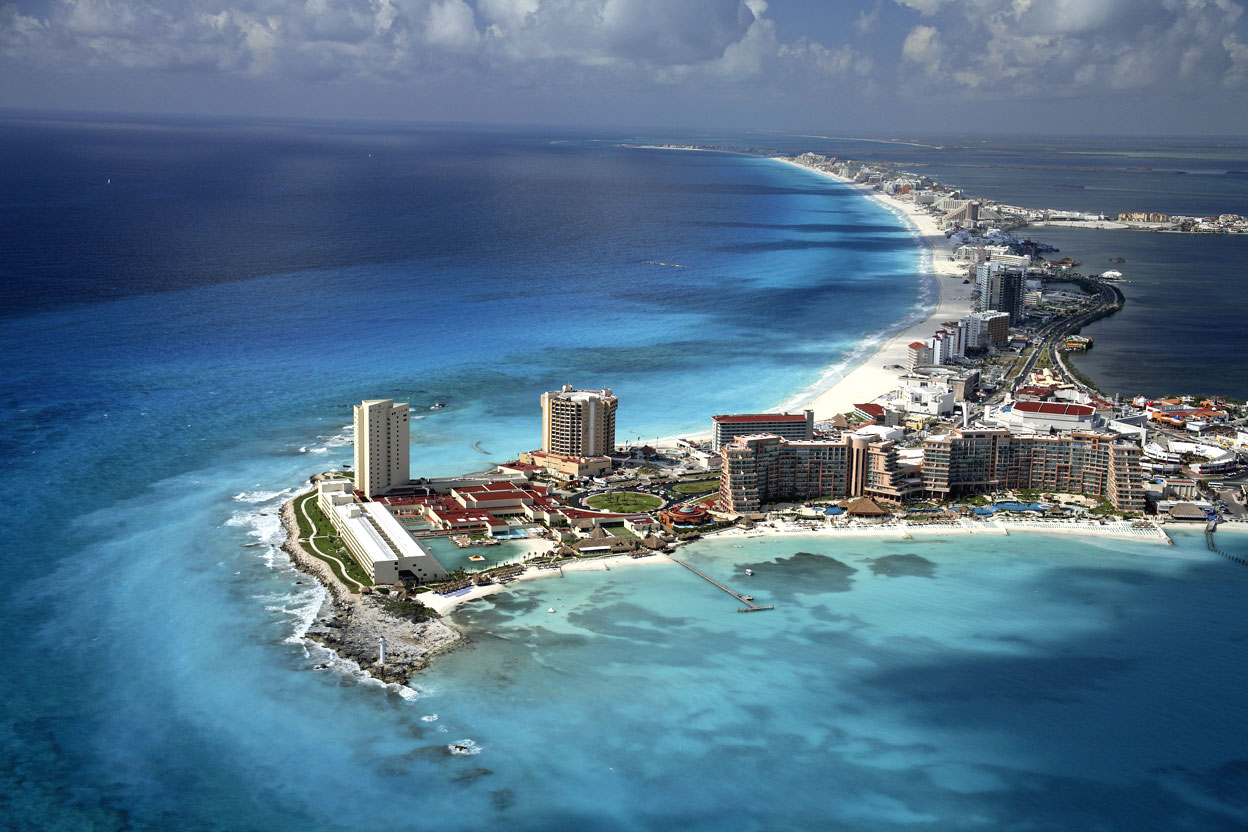 Top Playas Cancún, México